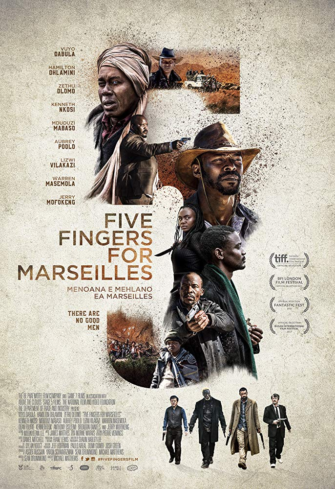 CARTELL Five Fingers for Marseilles